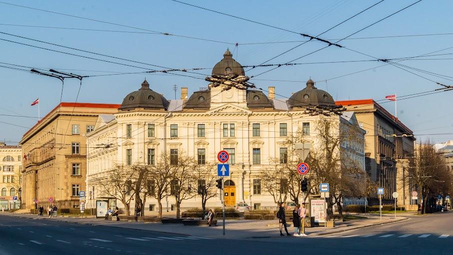 Рига в подарок и внезапный Таллин. Апрель 2019