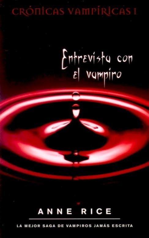 Resultado de imagen para entrevista con el vampiro libro