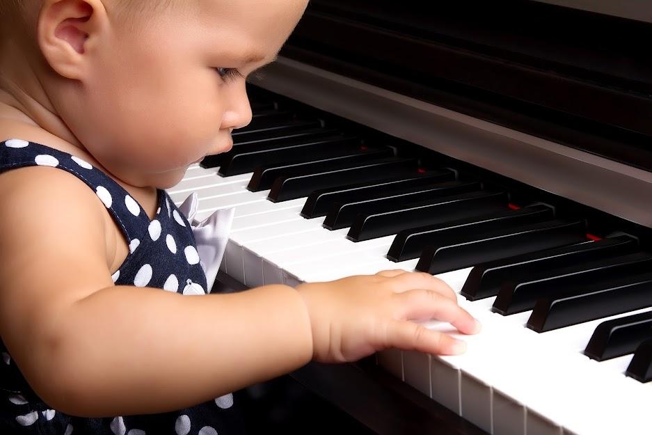 Piano Brain Hemispheres
