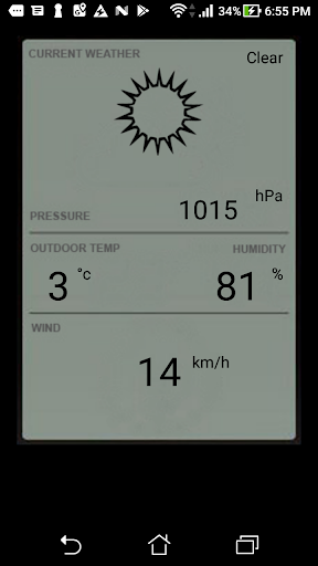 Digital Thermometer FREE 1.2.3 screenshots 4