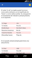 Screenshot of Curso de Ingles GRATIS