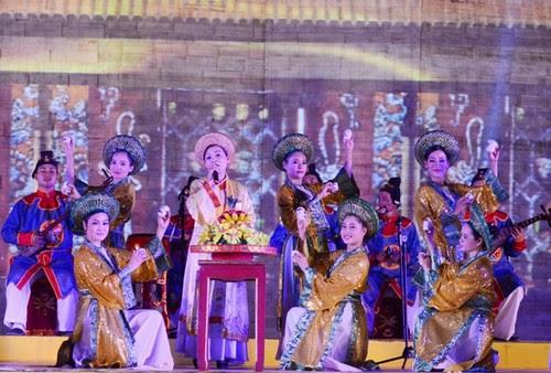 Đại Nội Huế, đặc sắc Đêm Hoàng cung 2