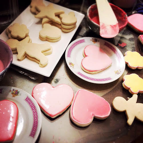 chinese, chinese new year, love cookies, chinese valentine's day, valentines's day, cookies, recipe, tong yuan, love cookies