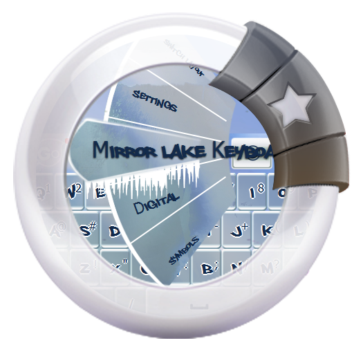 鏡湖 GO Keyboard 個人化 App LOGO-APP試玩
