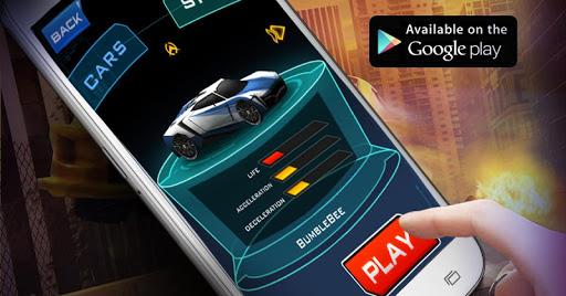 Death Speed Race