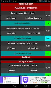 Daily Betting Tips - 2 Odds- screenshot thumbnail