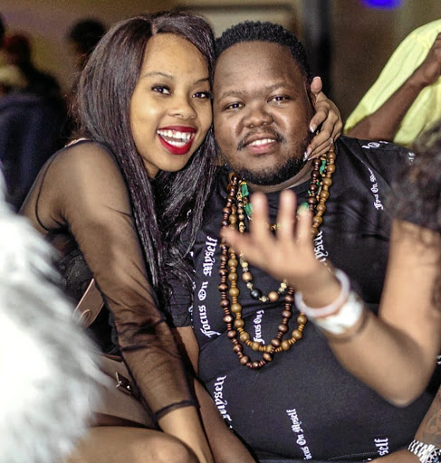 Heavy K and his wife Ntombi have been through trying times.