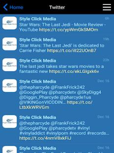 Style Click Media - náhled