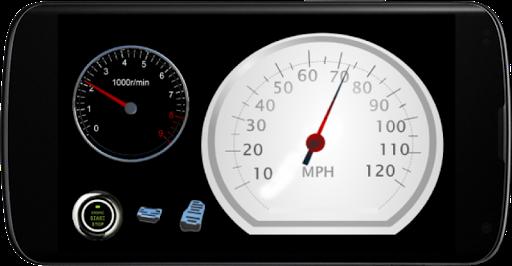Speedometer Game