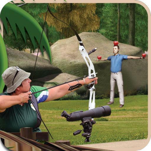 Archer Training Apple Shooting