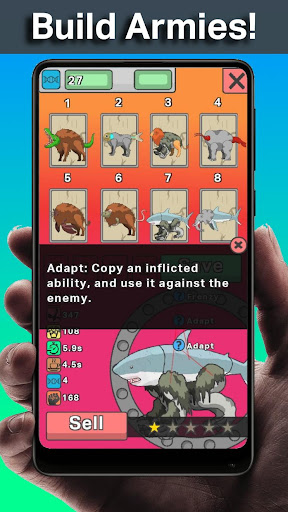 Apeirozoic - Strategy Evolution CCG apktram screenshots 4
