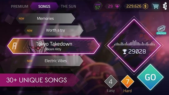 Beat Tiles: Rhythmatic Tap 5