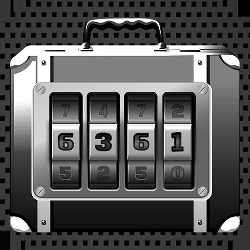 Briefcase Lock Screen