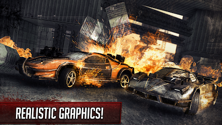 Death Race: Shooting Cars 1.1.1 (Infinite Money) MOD Apk 1