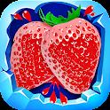 Fruit Splash Saga: Sugar King icon