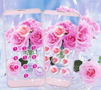 Pink Rose Love Theme 1.2.1 [MOD APK] Latest 3