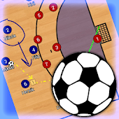 Handball Tactic Board