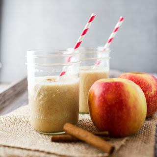 Apple Pie Smoothie.