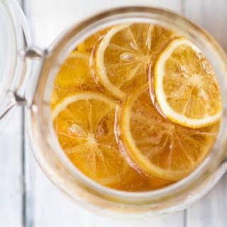Honey Lemon Tea.