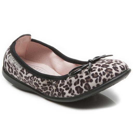 Primary image of Step2wo Ballerina - Leopard Slip On