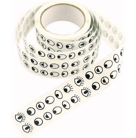 Stickers ögon 2000/rl
