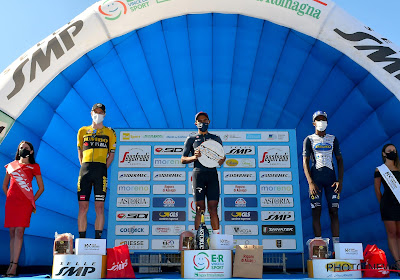 Eritreeër is uitgeroepen tot beste Afrikaanse wielrenner