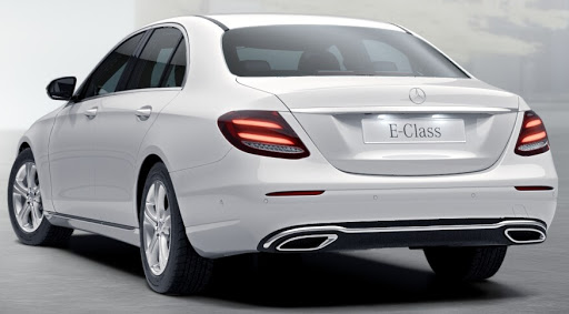 mercedes e class saloon  car leasing