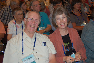 Photo: Bob and Ida-Anne from Cherry Log