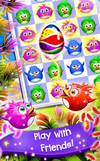 Birds Pop Mania: Match 3 Games Free android2mod screenshots 16