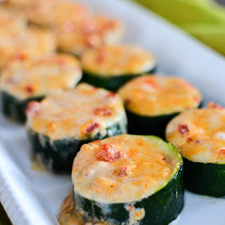 Baked Pimento Cheese Cups