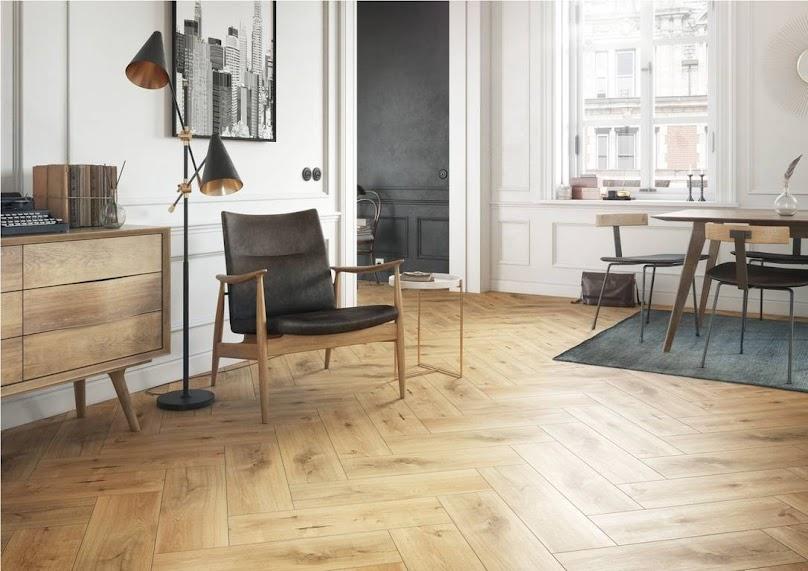 Na ogrzewanie podłogowe można położyć także drewnianą podłogę