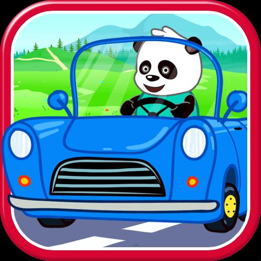 熊猫的车 賽車遊戲 App LOGO-硬是要APP