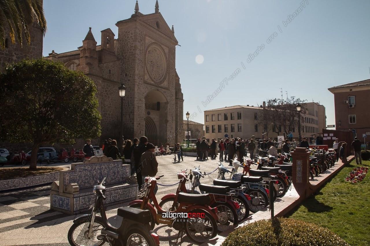 II Concentración de Históricos Talavera