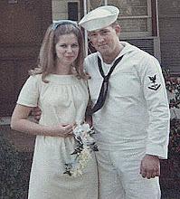 Photo: Bob Berry & New Bride