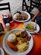 Photo: Sao Paulo - Eating Picadinho y Feijoada