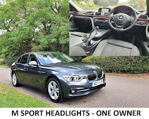 2017 BMW 330E SPORT AUTO