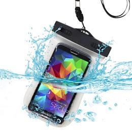 Husa subacvatica pentru telefon, waterproof impermeabila, model universal