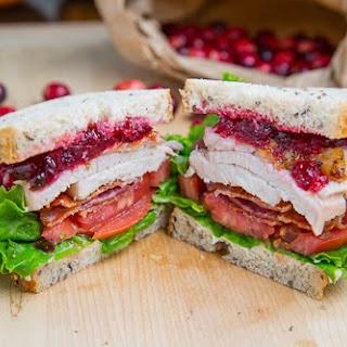 Cranturkey Sandwich