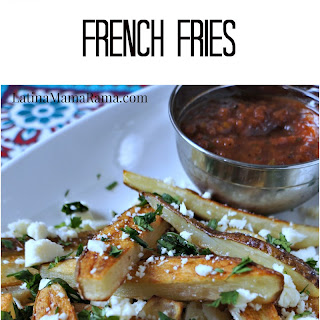 Mexican French Fries Recipes.