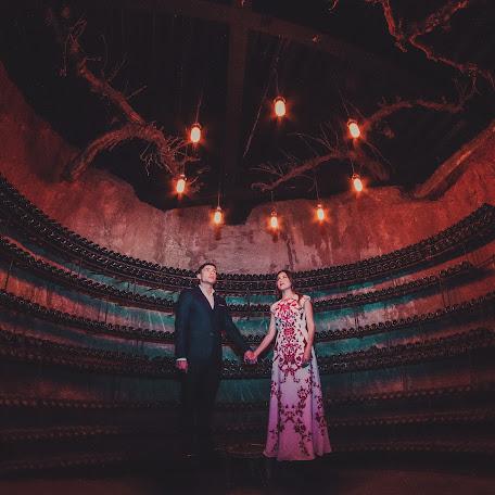 Fotógrafo de bodas Oscar Sanchez (oscarfotografia). Foto del 06.12.2017
