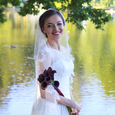 Wedding photographer Nadezhda Tarakanova (filnady). Photo of 16.01.2016