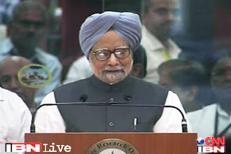 Photo: PM's assets double in a year to Rs 10.73 crore, Cabinet colleagues richer http://t.in.com/4rYG