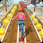 Subway Rush Runner Icon