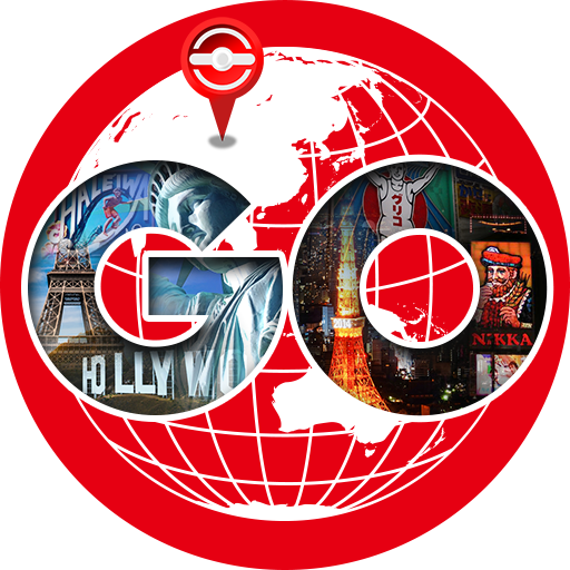 地图 for PokemonGO 交通運輸 App LOGO-硬是要APP