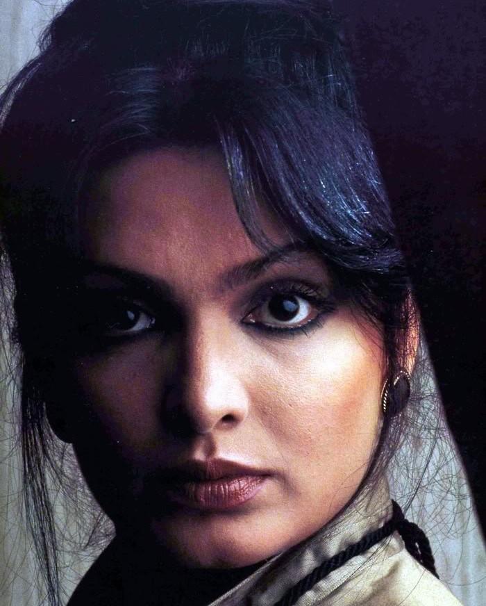 Парвин Баби — индийская актриса
