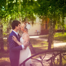 Wedding photographer Mikhail Chervyakov (Cherms). Photo of 08.09.2013