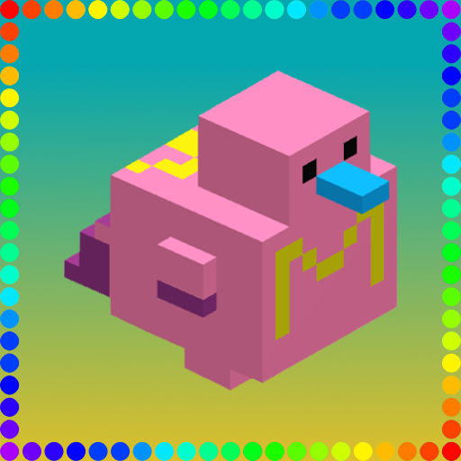 ? CoLoRs: free jumping tap game (game)