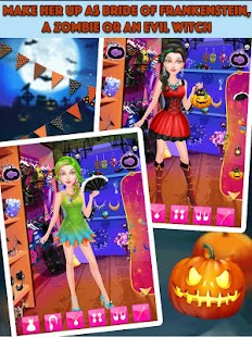 Halloween Makeover & Salon - Android Apps on Google Play