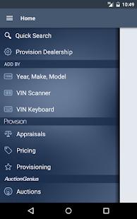 Provision- screenshot thumbnail