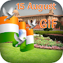 15 August GIF 2017 APK icon